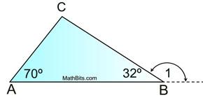 Triangle inequalities mathbitsnotebook geo ccss math - Exterior angle inequality theorem ...
