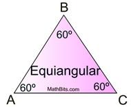 equiangular scalene triangle - photo #11