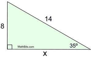 Trigonometry Numerical Practice - MathBitsNotebook(Geo ...
