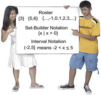 Notations for Solutions - MathBitsNotebook(A1 - CCSS Math)