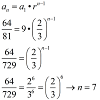 Geometric Sequences and Series - MathBitsNotebook(A2 - CCSS