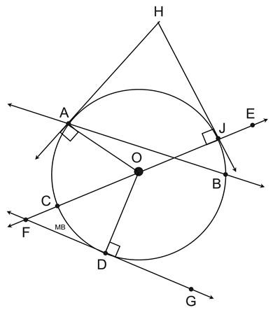Basic Circle Information - MathBitsNotebook(Geo - CCSS Math)