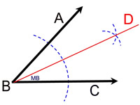 angle bisector construction - photo #27