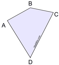 Sample Problems Involving Quadrilaterals - MathBitsNotebook