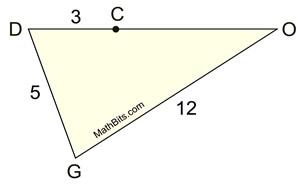 Triangle Inequality Practice Mathbitsnotebook Geo Ccss Math