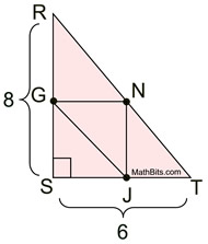 Midsegments In Triangles Mathbitsnotebook Geo Ccss Math