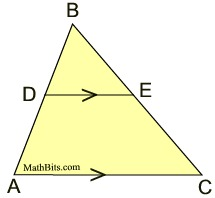Proof Problems For Similar Triangles Mathbitsnotebook Geo Ccss Math