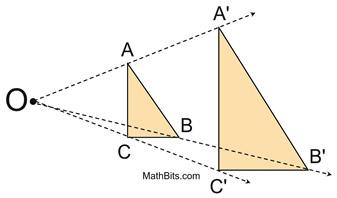 dilation mathbitsnotebook geo ccss math. Black Bedroom Furniture Sets. Home Design Ideas